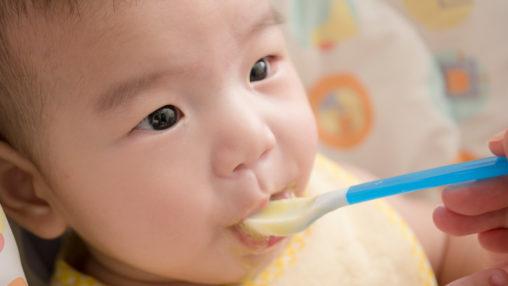 infant and children nutrtion guidelines